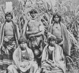 Primeros indígenas chaqueños bautizados