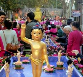 Baño de Buda