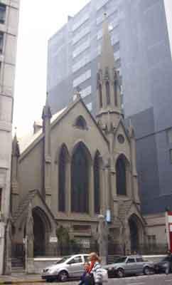 Primera Iglesia Evangélica Metodista Argentina