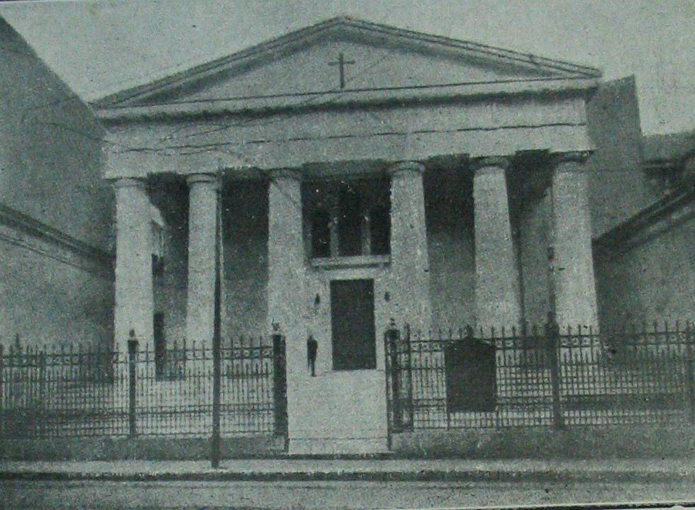 British Episcopal Church of St. John the Baptist