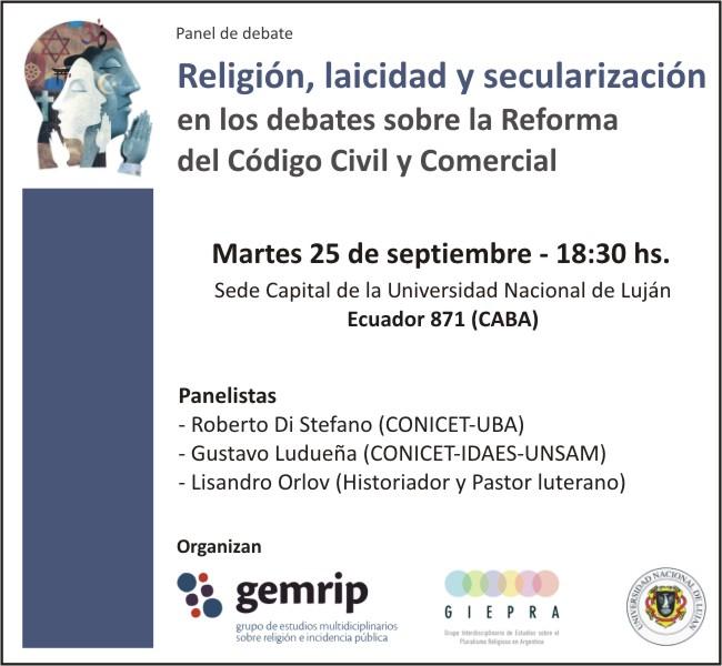 II Panel de Discusión GIEPRA-GEMRIP