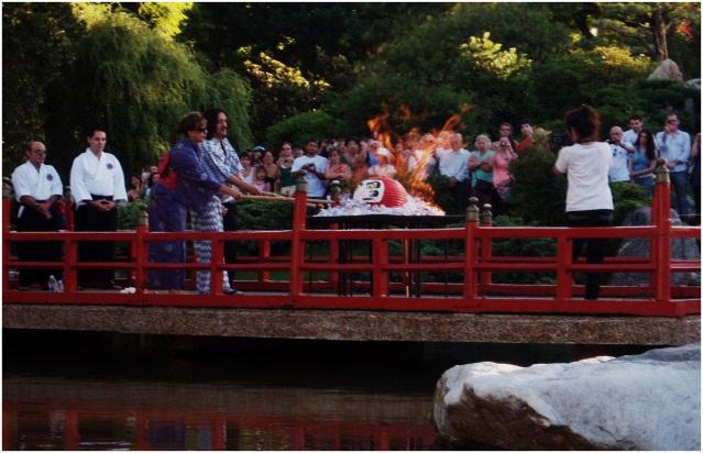 El festival del Daruma convoca a decenas de turistas, curiosos y miembros de la comunidad argentino-japonesa de Buenos Aires
