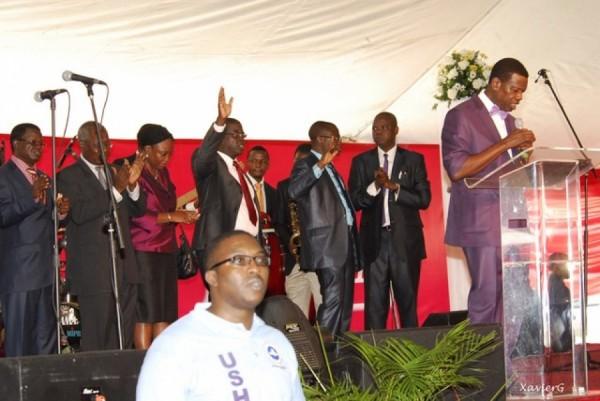 Iglesias Pentecostales en Nigeria