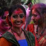 Holi, una fiesta de colores